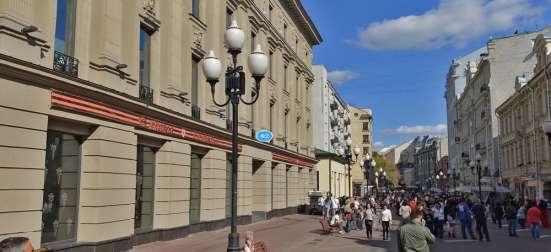 ТЦ КАДУЦЕЙ 24, 2200М², центр улицы Арбат, первая линия в Москве Фото 5