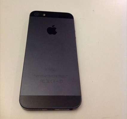 IPhone 5 черный 16g в Геленджике Фото 2