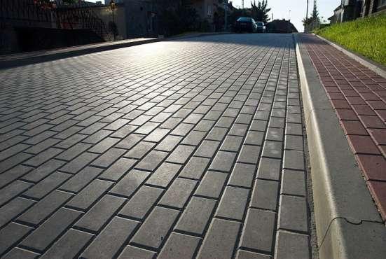Тротуарная плитка КИРПИЧ в Ижевске Фото 3