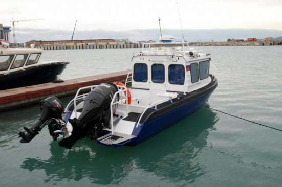 Продаем катер (лодку) Trident 720 CT Indigo в Ярославле Фото 1