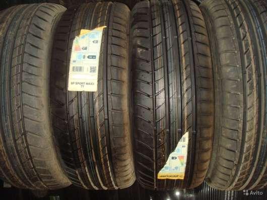 Новые немецкие Dunlop 225/60 R17 макс тт