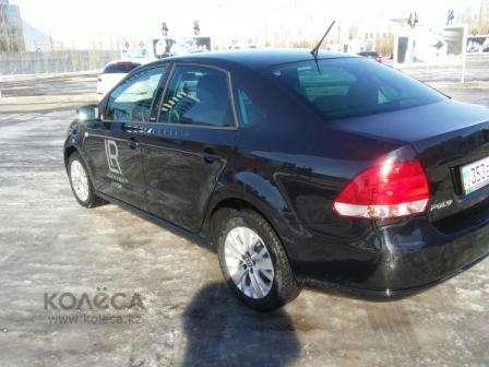 Продажа авто, Volkswagen, Polo, Автомат с пробегом 53000 км, в г.Астана Фото 3