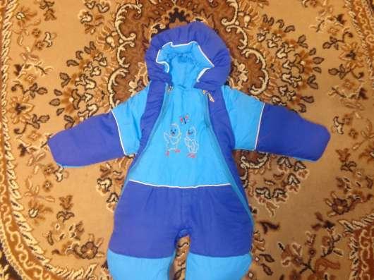 Детский комбинезон в г. Ленинск-Кузнецкий Фото 1