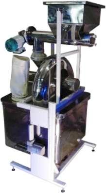 Ид-1991 Юниор – измельчитель лабораториям и опытным производ