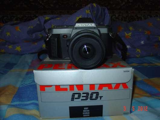 Фотоапgарат PENTAX P30t