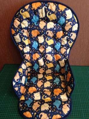 Чехлы на стульчик для кормления Chicco Polly в Москве Фото 4