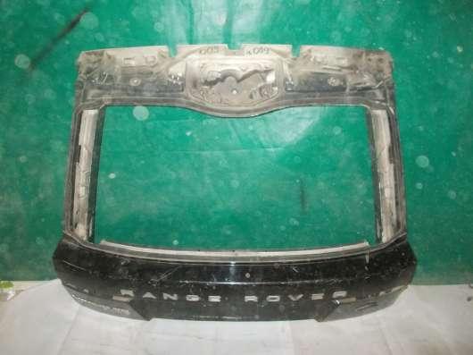 Крышка багажника Land Rover sport