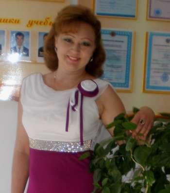Елена, 44 года, хочет пообщаться