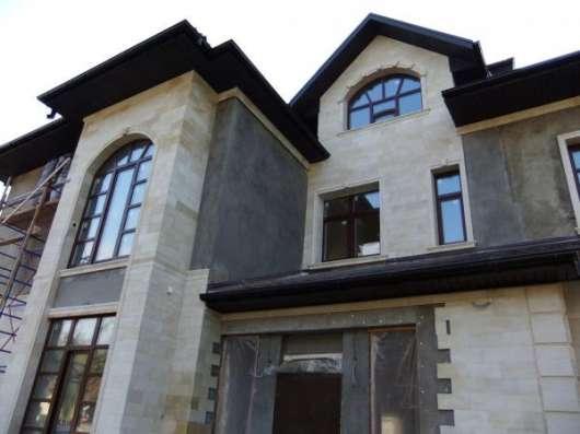 Монтаж крыш фасадов