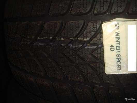 Новые Dunlop 245 50 R18 Winter Sport 4D зима в Москве Фото 3