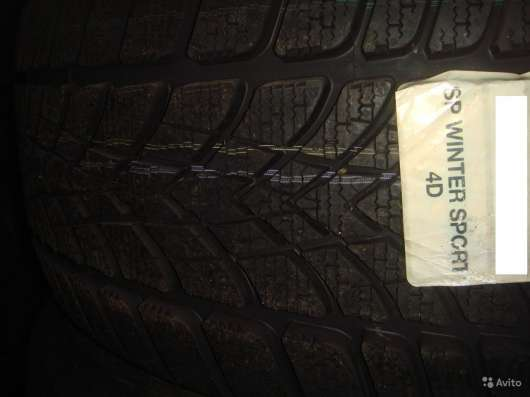 Новые Dunlop 245 50 R18 Winter Sport 4D зима