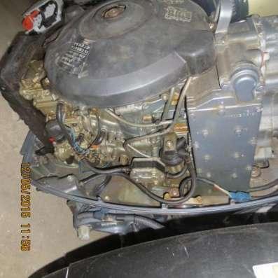 отличный лодочный мотор YAMAHA 60 ,, из Японии, !