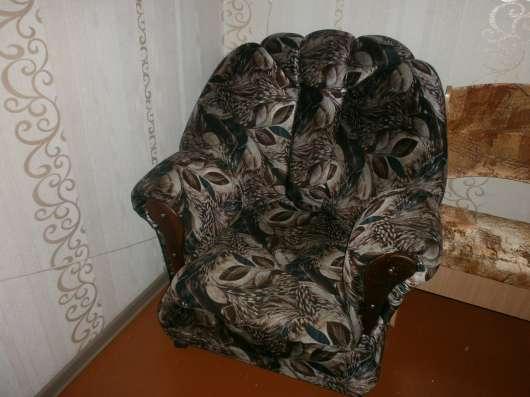 Продам Мебель / Три Кресла (цвета : Малина, Каштан, Тигра)