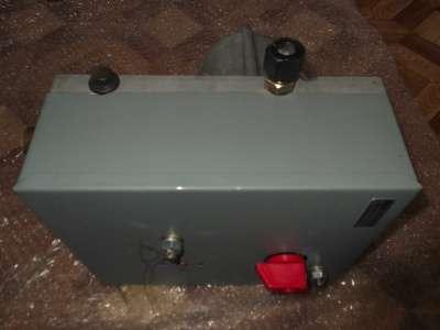 Клапан электропневматический ЭПК-153А