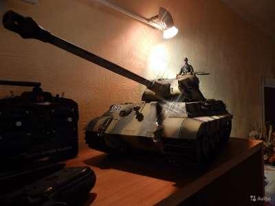 Радиоуправляемый танк Taigen KingTiger H в Санкт-Петербурге Фото 4