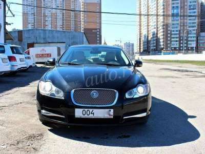 автомобиль Jaguar XF, цена 950 000 руб.,в Санкт-Петербурге Фото 4