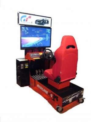Автогонки симулятор развлекательный автомат(новый)