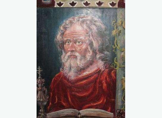 Картины, портреты,иконы, фрески  на заказ, реставрация