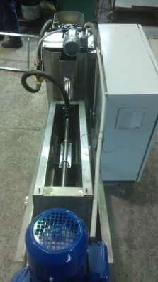 Шнековый обезвоживатель (дегидратор)