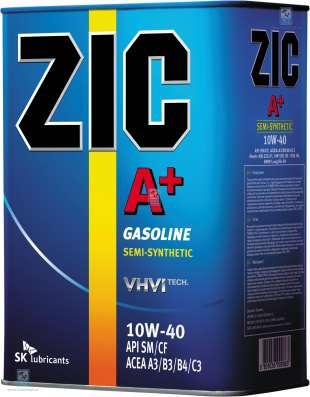 Масло ZIC X7 LS 5W30 SN/CF 4 литра синтетика в Раменское Фото 3