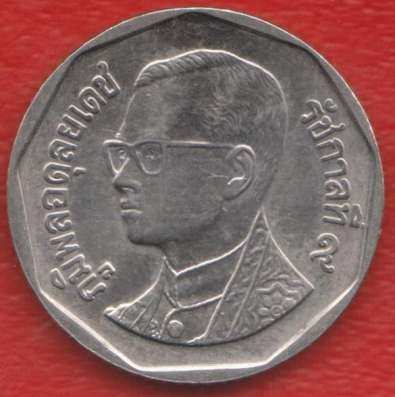 Таиланд 5 бат 2004 г