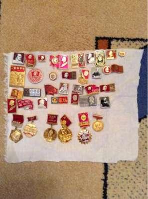 Коллекция значков с изображением в.и.ленина в Ижевске Фото 2