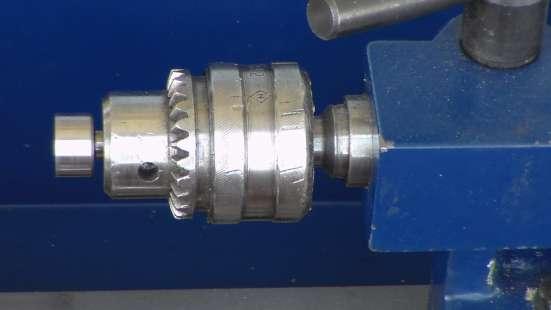 Упор вращающийся для задней бабки токарного станка в Перми Фото 1