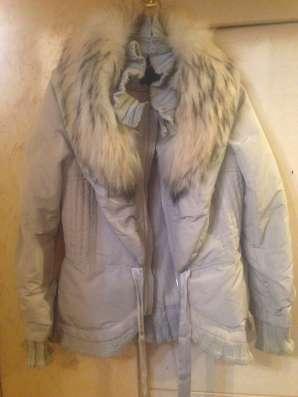 Куртка зимняя на пуху в Нижнем Новгороде Фото 1