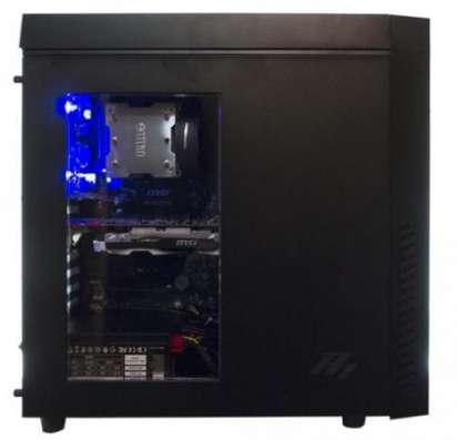 Хороший игровой компьютер MC Gamer Optima Plus IV