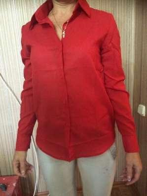 Блузка новая 44 размер женская