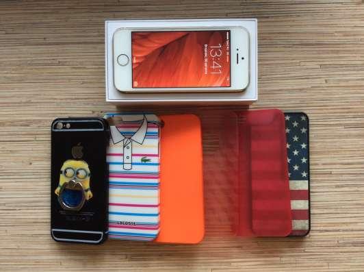 IPhone 5s 16G в Москве Фото 1