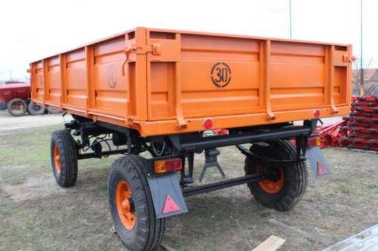 Прицеп тракторный самосвальный 2ПТС-4 в г. Запорожье Фото 1