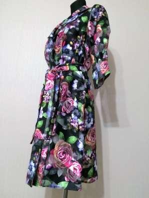Продается летнее пальто, размер 42-44, рост 160см