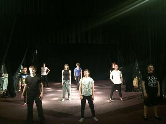 Бесплатный мастер-класс по актерскому мастерству