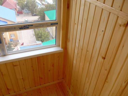 Балконы, лоджии, сауны и бани