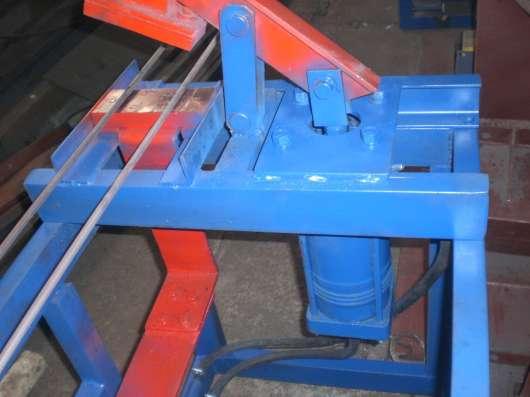 Установка нагрева стержневой арматуры СМЖ-129Б