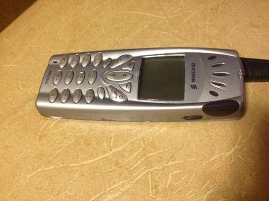 Телефон Ericsson R520m в Новосибирске Фото 4
