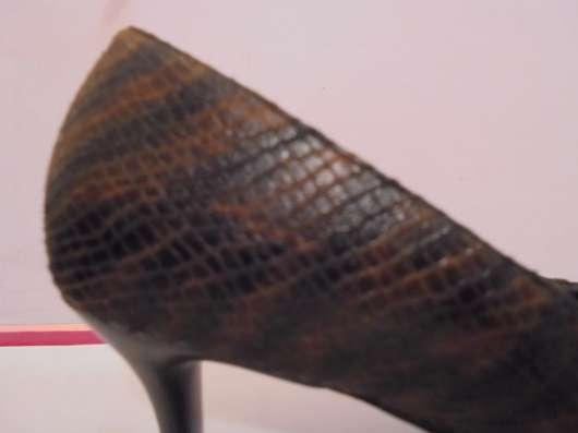 туфли коричневые, р.38 в Москве Фото 2