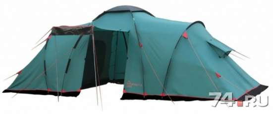Продам кемпинговую палатку Brest 6