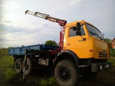 грузовой автомобиль КАМАЗ 43114 в Казани Фото 1