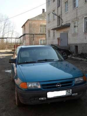 подержанный автомобиль Opel ASTRA F