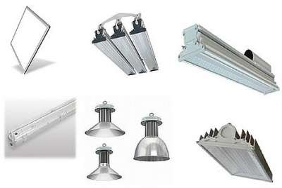 Светодиодные светильники ТехноТест LED