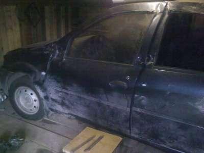 подержанный автомобиль Renault LOGAN