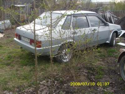 подержанный автомобиль ВАЗ 21099, цена 80 000 руб.,в Первоуральске Фото 1