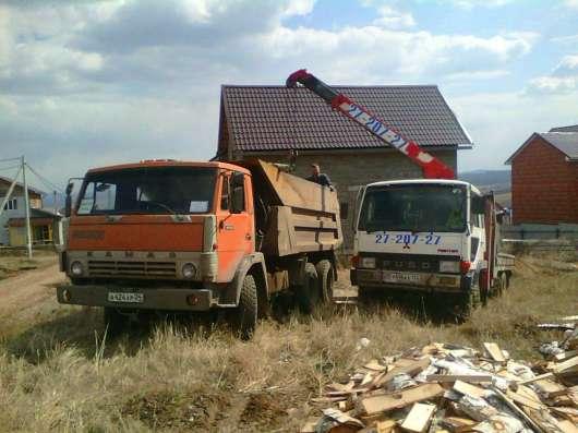 Водитель сличным грузовым борт+кран с кму в Красноярске Фото 4