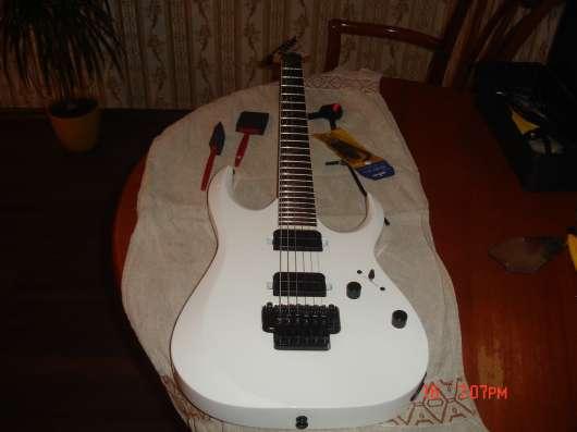 Евро ремонт гитар у деда Сандро