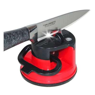 Точилка для ножей, ножниц на присоске универсальная