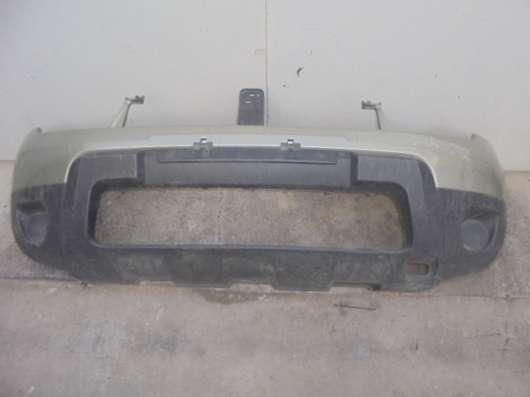 передний бампер рено дастер