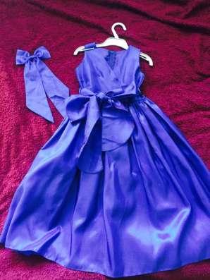 Платье для девочки в Москве Фото 1