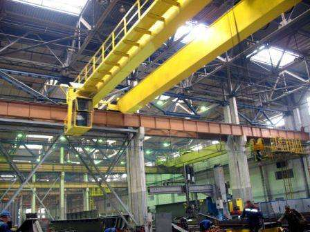 Мостовой кран б/у в наличии! 89061193706 в Набережных Челнах Фото 2